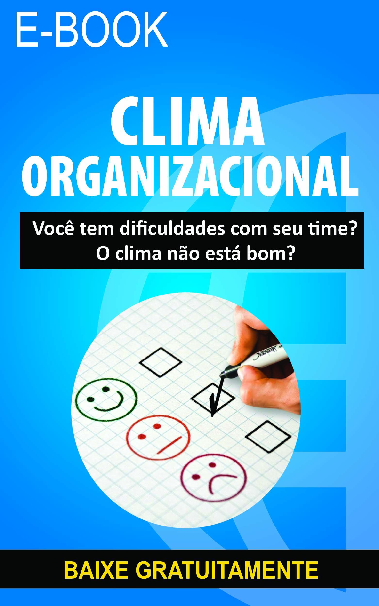 E-book Clima Organizacional - Baixe Gratuitamente