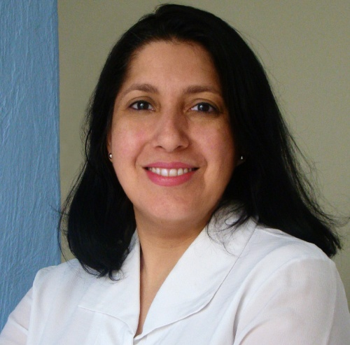 Profesora Claudia Palmuti